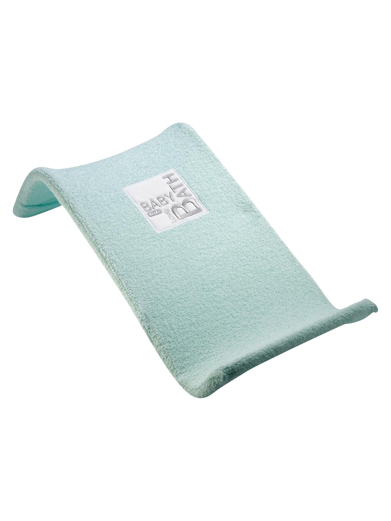 transat de bain en tissu ponge confidences de maman