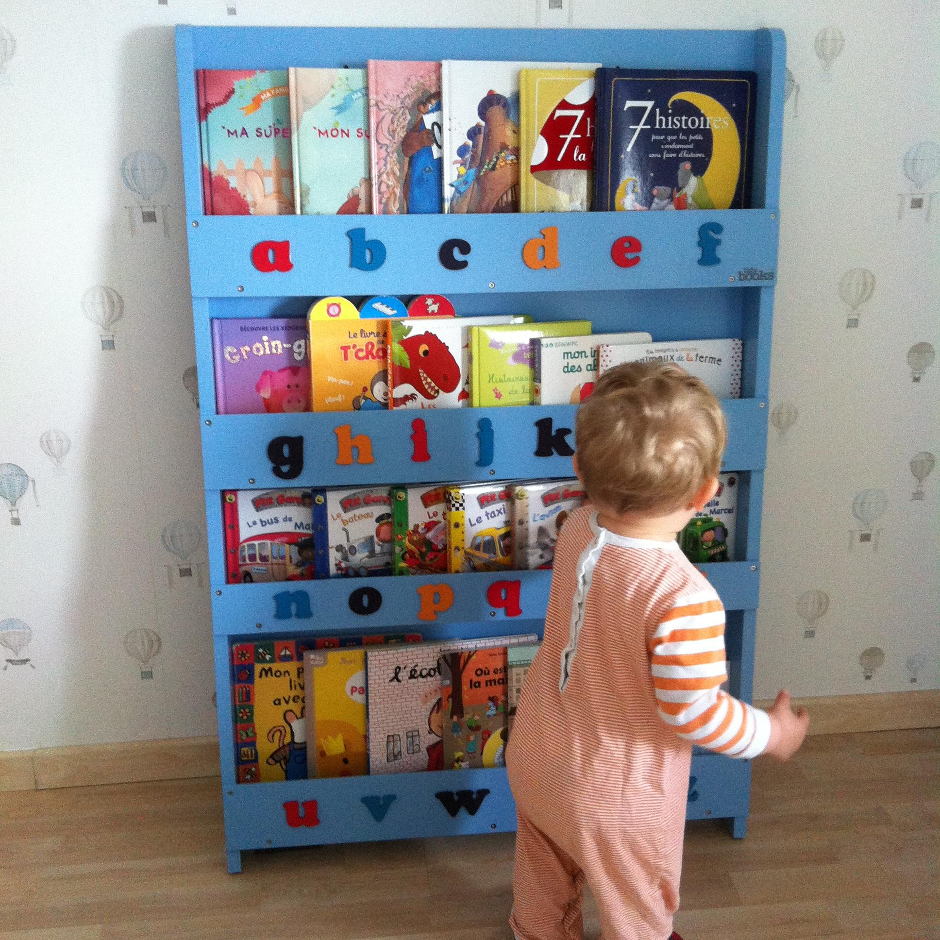 range tes livres avec tidy books confidences de maman. Black Bedroom Furniture Sets. Home Design Ideas